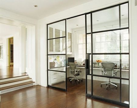 Interior sliding doors with the modern day home or office sliding glass doors - Interior french doors for office ...